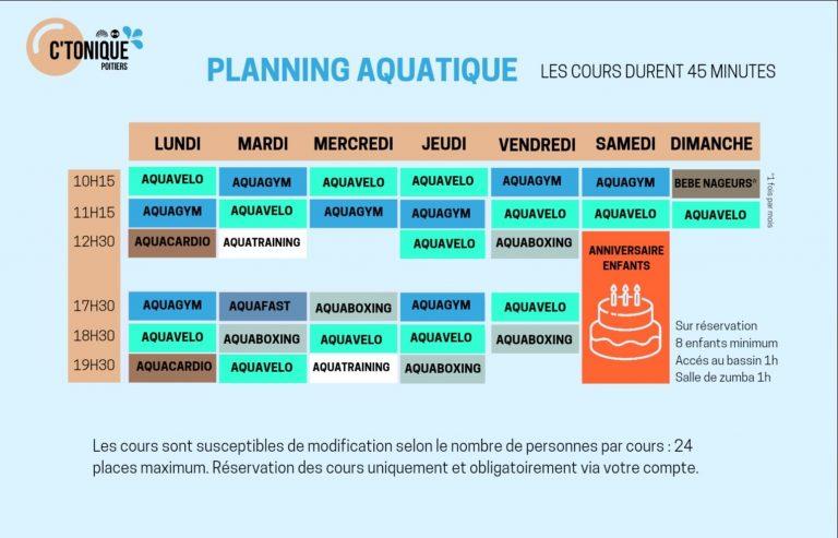 Planning aqua